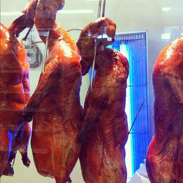 Roasted Duck @ Tim's Oriental & Seafood Market