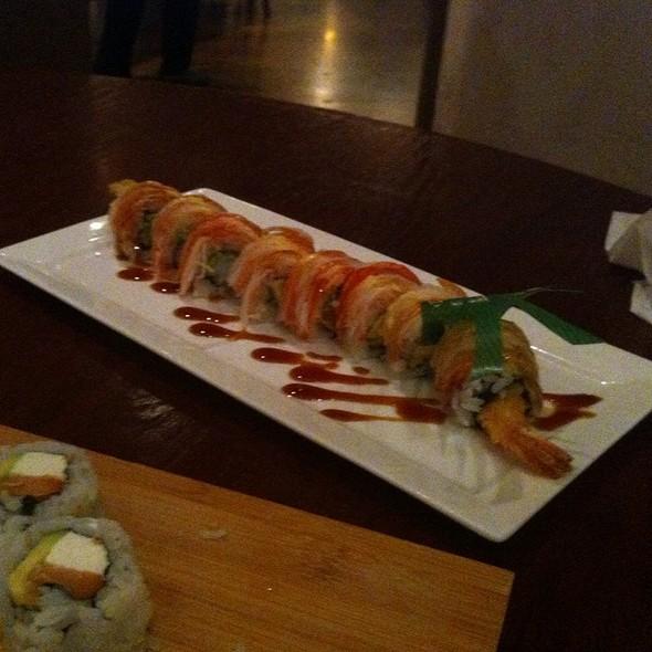 Shaggy Dog Roll @ Kenzo Sushi Bistro