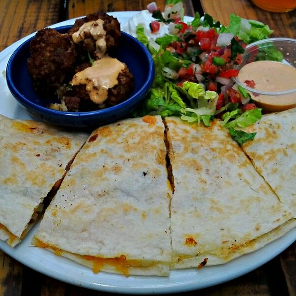 Mexi Philly Quesadilla
