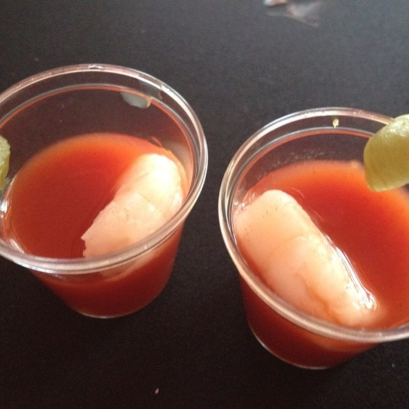 Shrimp Shooters @ Carthage College