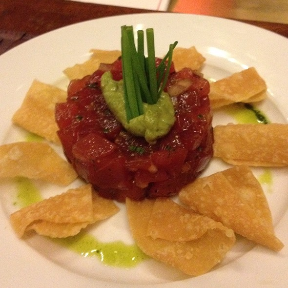 Tuna Tartare - Michael Jordan's The Steak House N.Y.C., New York, NY