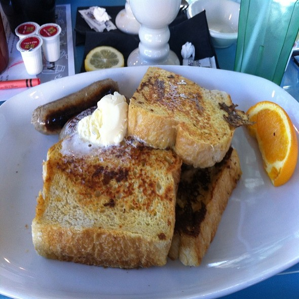 Sourdough French Toast @ Hershey Pantry
