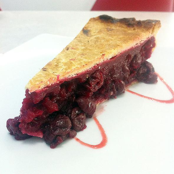 Cherry Pie @ Liberty Pies & Cakes