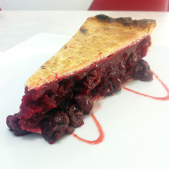 Cherry Pie @ Liberty Pies & Cakes