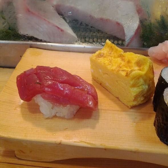 Maguro Nigiri @ Sushi Daiwa 大和寿司