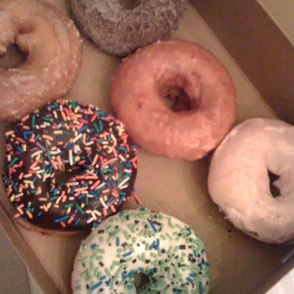 Donuts @ Top Pot Doughnuts
