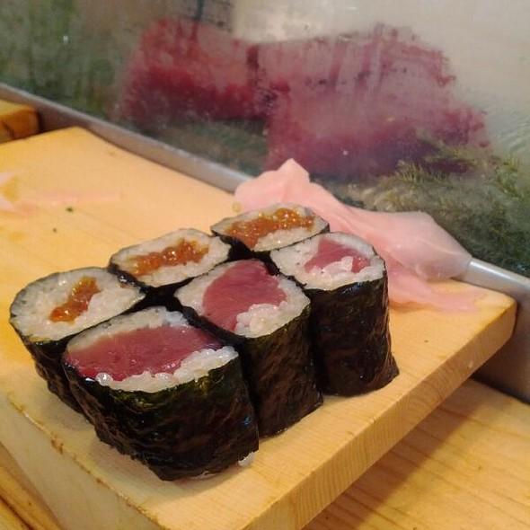 Ikura Hossomaki @ Sushi Daiwa 大和寿司