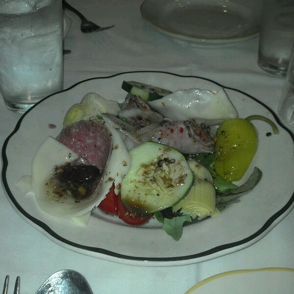 Antipasto....yum - Ciao Bella - Baltimore, Baltimore, MD