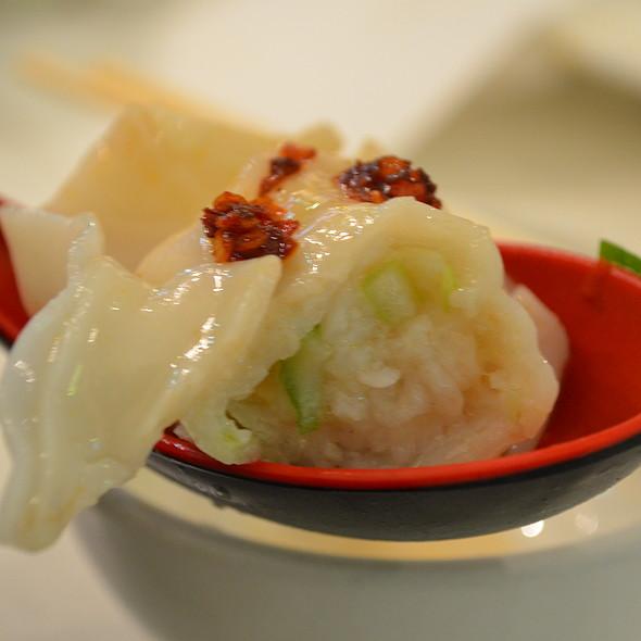 Ginger, Shallots and Fish Dumplings @ Shanghai Dumpling