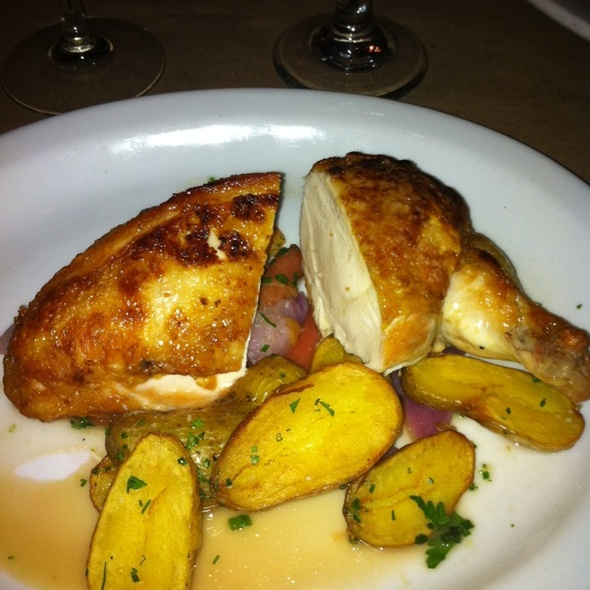 Giaonne Chicken  - Cook & Brown Public House, Providence, RI