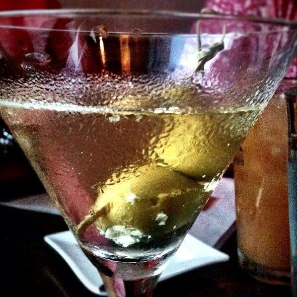 Dirty Duck Martini - Aqua Restaurant and Spa - Duck, NC, Duck, NC