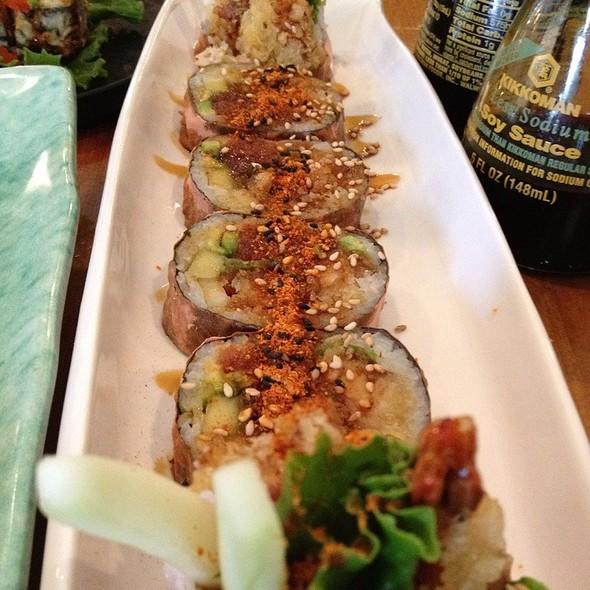 Crazy Maki @ Sakura Japanese Restaurant