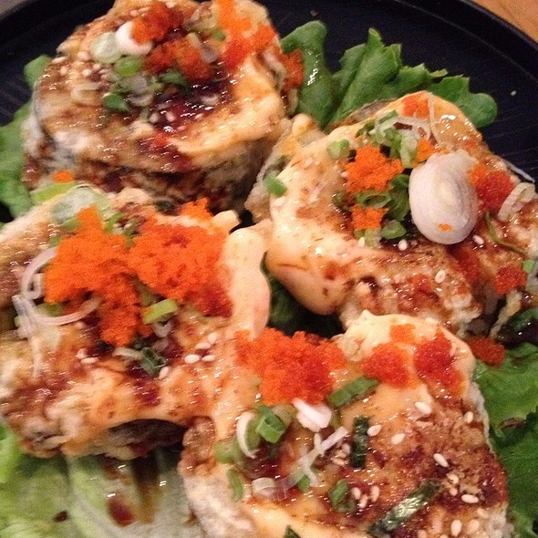 Joyce Roll @ Sakura Japanese Restaurant