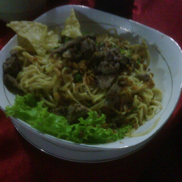 Pangsit Mie Special