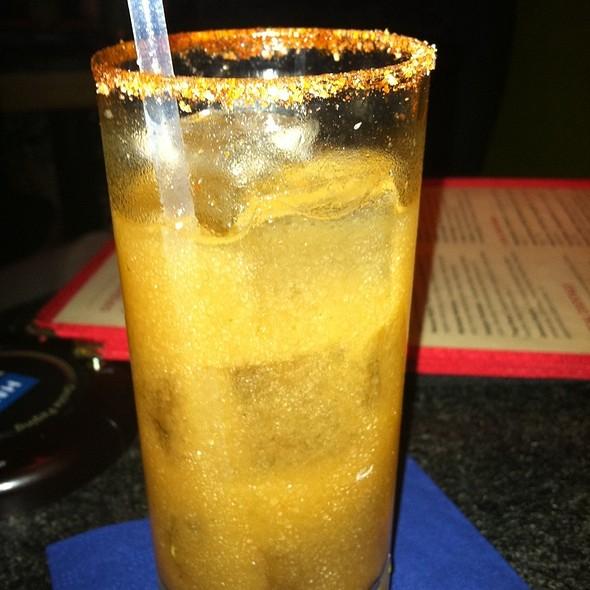 Tamarind Margarita @ Frontera Grill