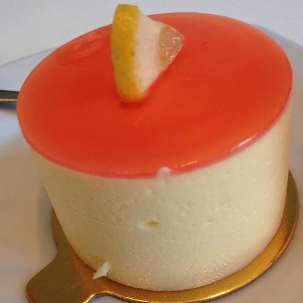 Lemon Chiffon Cake @ Dolce Delights