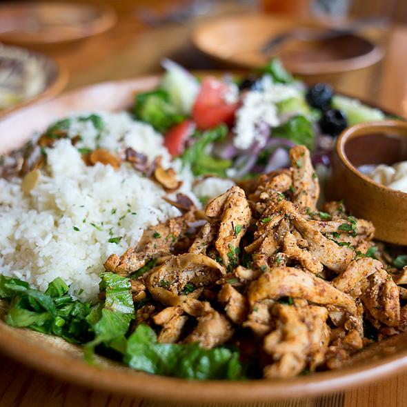 Chicken Shawarma @ Marrakesh