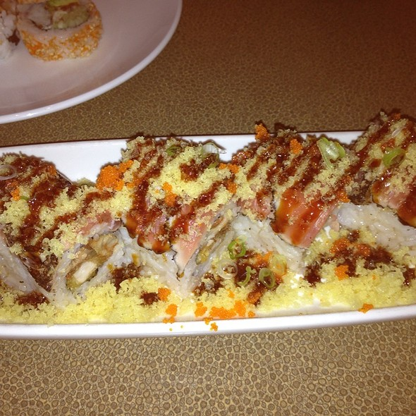 Fantasy Roll  @ Shogun Japanese Restaurant