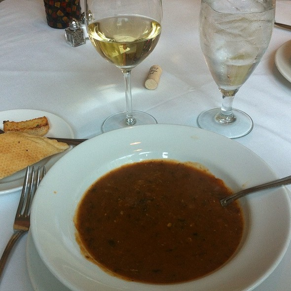 Turtle Soup @ Brennan's Houston