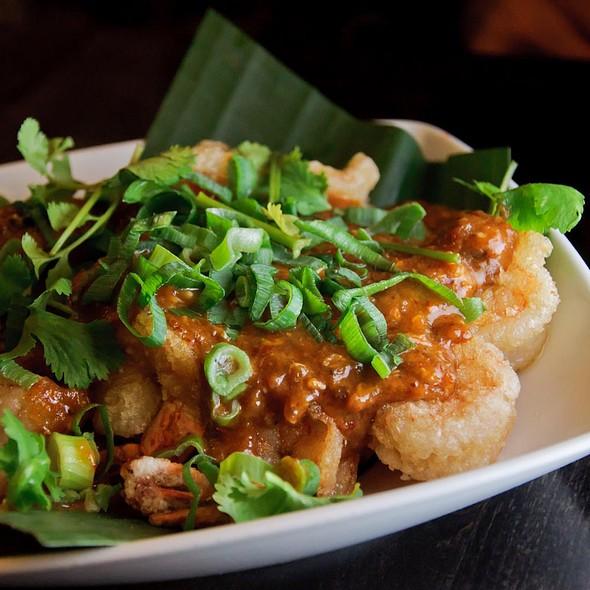 Chilli Prawns @ Jackie M Malaysian Cuisine