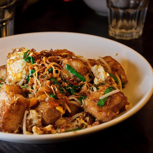 Chai Tow Kway @ Jackie M Malaysian Cuisine
