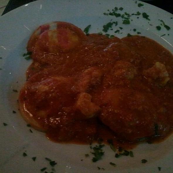 Lobster Ravioli - Benevento's, Boston, MA