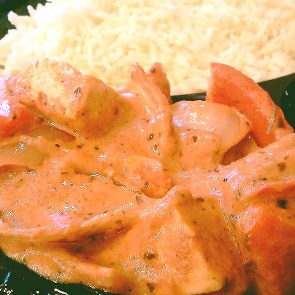 Tofu Masala @ Ambrosia India Bistro