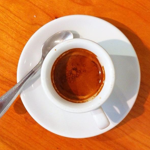 Espresso @ Oslo Coffee Roasters