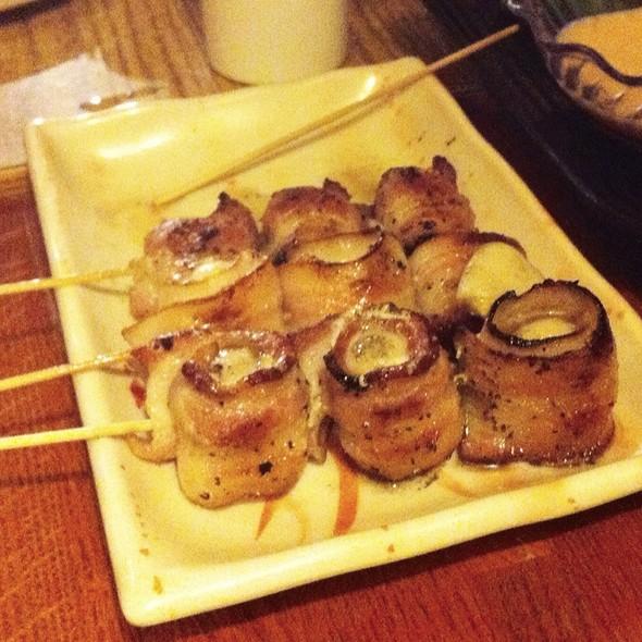 Bacon Wrapped Quail Eggs Yakitori @ Oh! Taisho