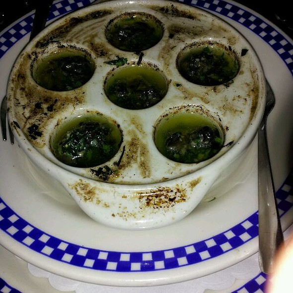 Escargot - Le Bateau Ivre, New York, NY