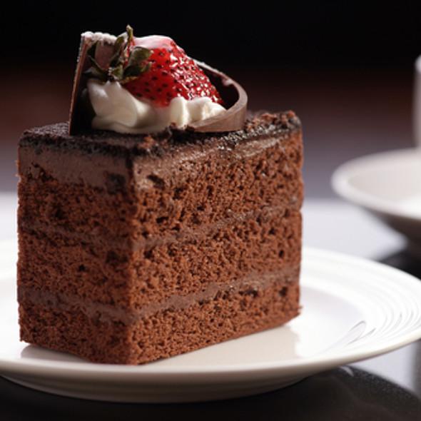 American Chocolate Cake @ Le Moulin de Lourmarin