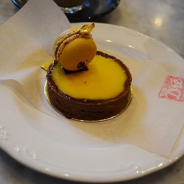 Passionfruit Tart @ Chez Dre. Patisserie