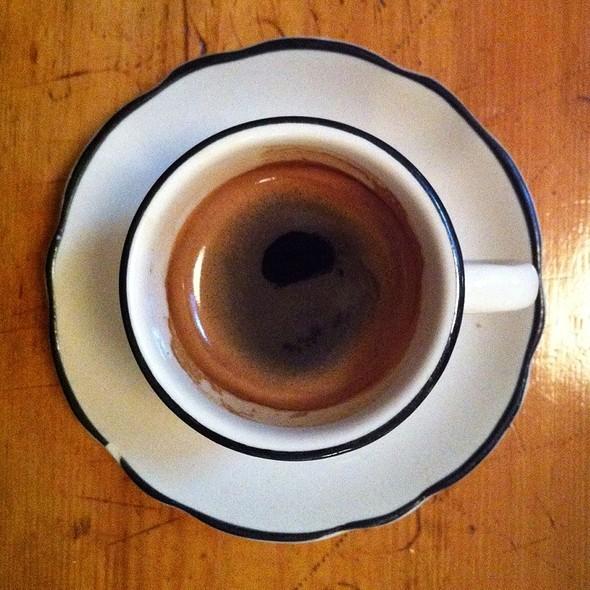 Espresso @ Tbsp