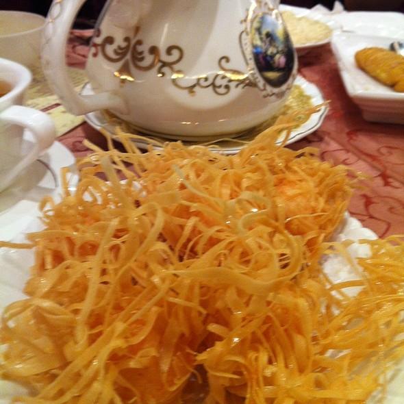 Deep Fried Shrimp Ball @ Premiere Ballroom & Convention Centre