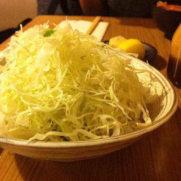 Cabbage @ Katsu-Hama