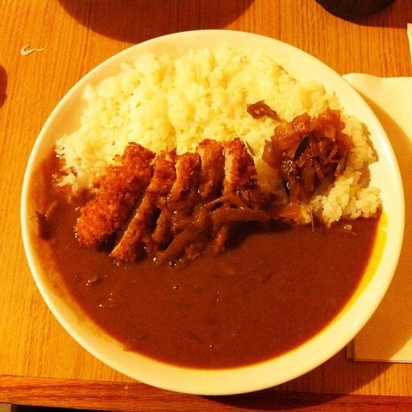 Hire Katsu Curry @ Katsu-Hama