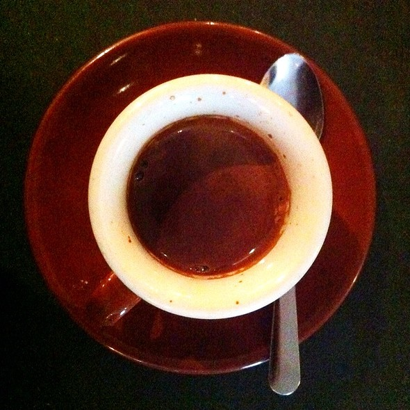 Espresso @ 71 Irving Pl, New York, NY 10003