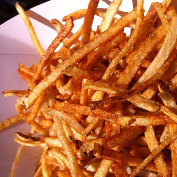 Fresh Cut Fries @ Bar Suzette