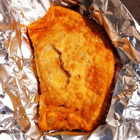 empanadas @ La Sansira @ Madison Square Eats