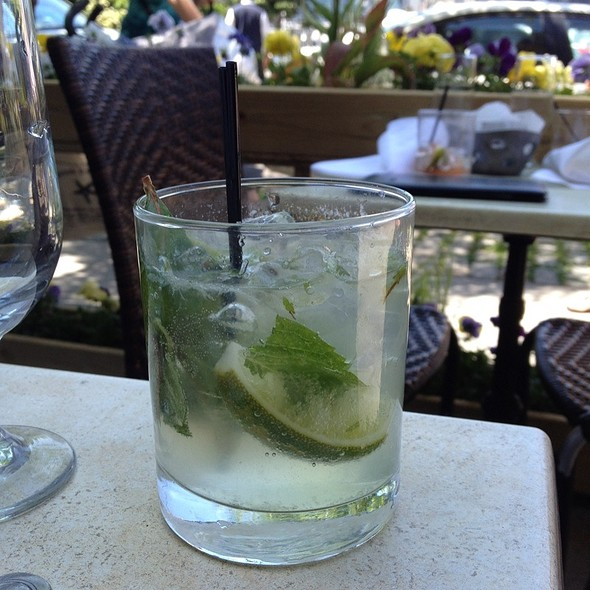 Mojitos @ Riverview Restaurant & Lounge