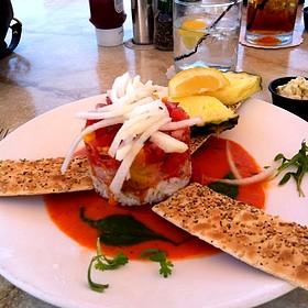 Shrimp And Crab Salad