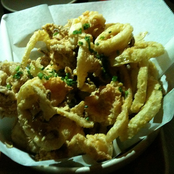 Seafood Fritti @ Float Away Cafe