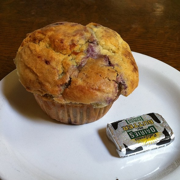 Marionberry Muffin