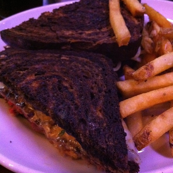 Patty Melt @ Ram Restaurant