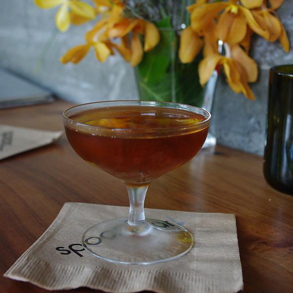 Lions Tale Cocktail - Spoonbar - h2hotel, Healdsburg, CA
