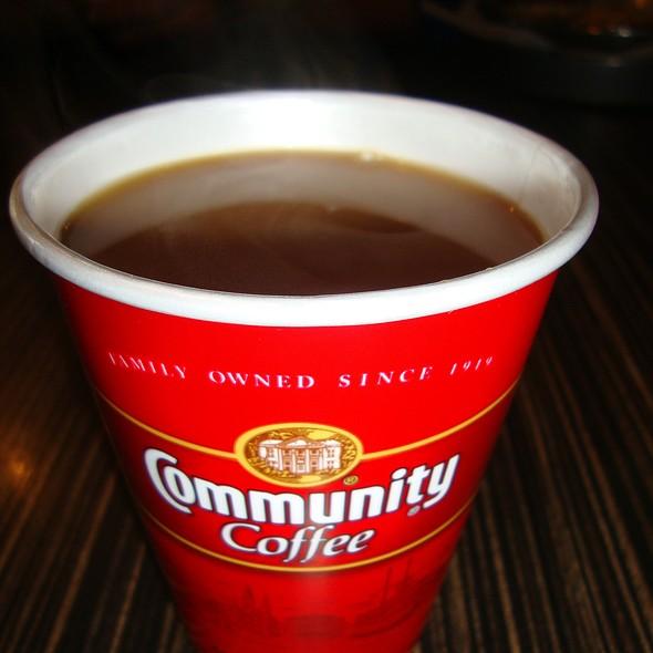 Community Coffee @ Bodega's Taco Shop