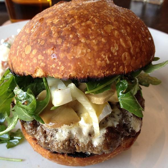 Foie Gras Butter Burger - The Liberty Tavern, Arlington, VA