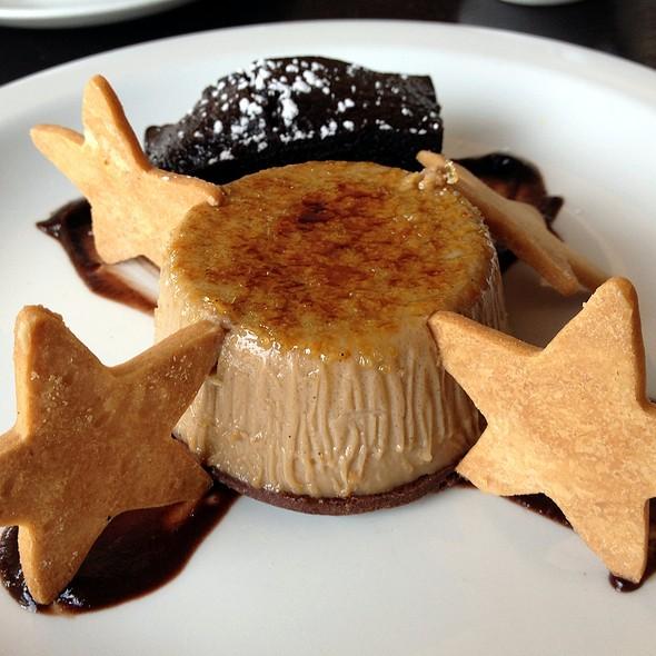 Milk Chocolate Creme Brulee - The Liberty Tavern, Arlington, VA