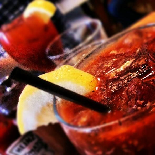 Bloody Mary @ Penelope Cafe