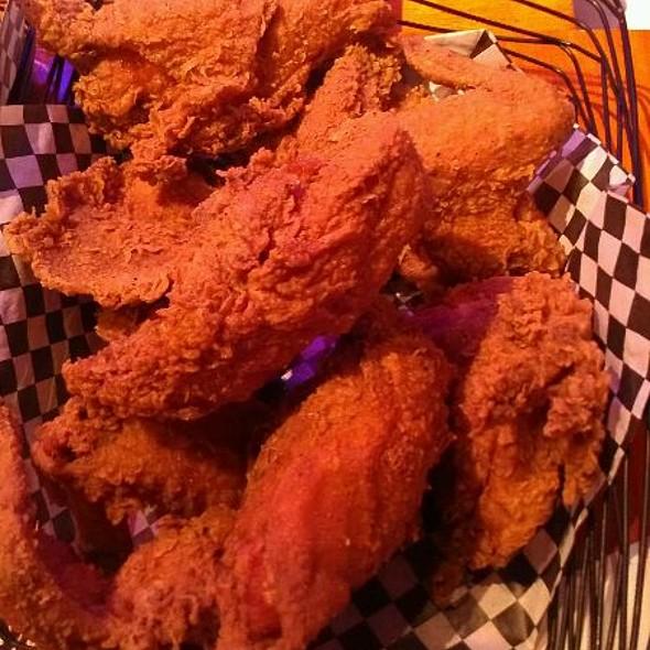 Fried Chicken in a Basket @ Otis Jackson's Soul Dog